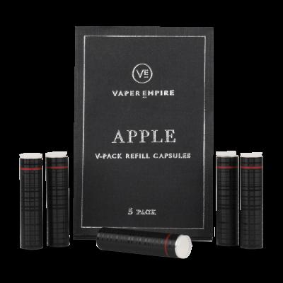 Vaper Empire V-Pack II Cartomisers - Apple
